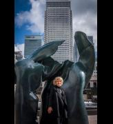 Helaine Blumenfeld, 2020. Photo © Sean Pollock.