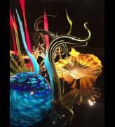 Dale Chihuly. Mille Fiori, 2018  (detail), installation view, Groninger Museum. Photo: Veronica Simpson.