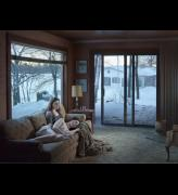 Gregory Crewdson. Mother and Daughter, 2014. Digital pigment prints, 37 ½ × 50 in (95.25 × 127 cm). © Gregory Crewdson. Courtesy Gagosian Gallery.