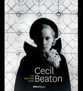<em>Cecil Beaton: The New York Years</em>. Book cover.