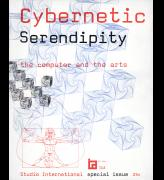 Cybernetic Serendipity: the computer and the arts. Edited by Jasia Reichardt. Published by Studio International (special issue), 1968.