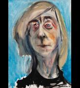 Tove Jansson. Self-Portrait, 1975. Oil, 65 x 47 cm. Private collection. Photograph: Finnish National Gallery / Yehia Eweis.