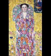 Gustav Klimt. <em>Portrait of Eugenia Primavesi, </em>1913/14 &copy; Toyota Municipal Museum of Art