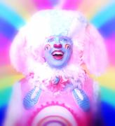 Rachel Maclean, Still from Over The Rainbow, 2013, Digital Video, 45mins, Commissioned by The Banff Centre and Collective Gallery, Funded by Creative Scotland