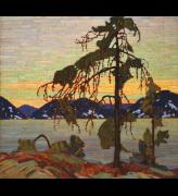 Tom Thomson. <em>The Jack Pine</em>, 1916&ndash;17. Oil on canvas,          127.9 x 139.8 cm.        National Gallery of Canada, Ottawa. Photo &copy; NGC.