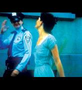 Pipilotti Rist. <em>Ever Is Over All</em>, 1997. Audio video installation (video still).