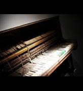 Tan Dun, 2005, 'Deconstructed' piano. 