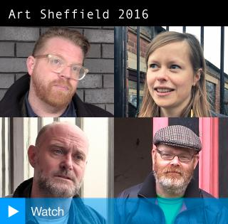 Martin Clark, Beatrice Gibson, Mark Fell and Steven Claydon. Art Sheffield, 2016. Photographs: Martin Kennedy.