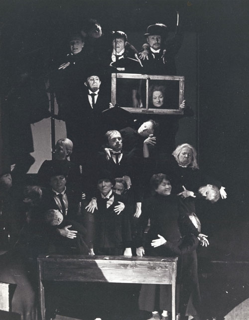 Tadeusz Kantor. <em>Dead Class</em>, 1975. Courtesy Royal Scottish Academy.