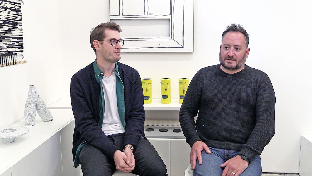 James Edgar and Sam Walker talk about Assembly Point, their co-founded gallery, studio space and publishing company, which they set up in 2015 in south London