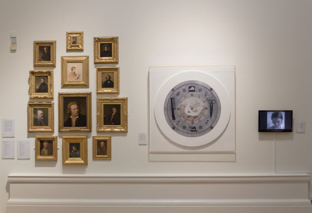 Ages of Wonder – Scotland's Art 1540 to Now, installation view, Gallery VII, Portraiture.