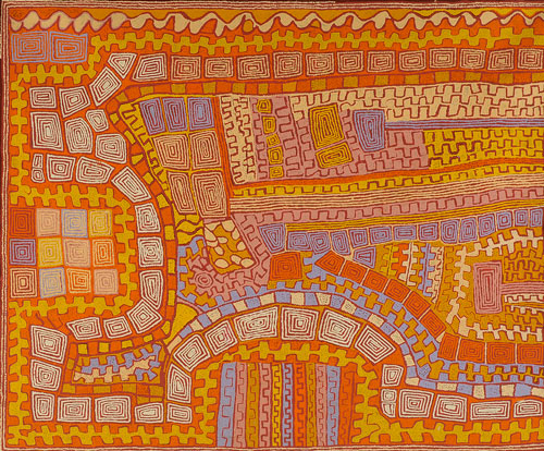 Patrick Tjungurrayi. 