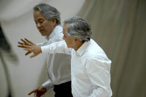 Anish Kapoor. Photo: Phillipe Chancel, 2007.