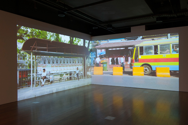 Po Po. VIP Project (Yangon/Dhaka), 2010–15. Mixed media installation. Installed dimensions variable. VIP Project (Dhaka) commissioned and produced by the Samdani Art Foundation for Dhaka Art Summit 2016. Courtesy: The artist.