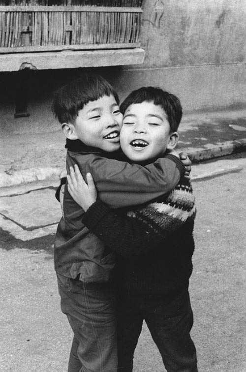Nobuyoshi Araki. From <em>Satchin and His Brother Mabo</em>, 1963 &copy; Courtesy the artist