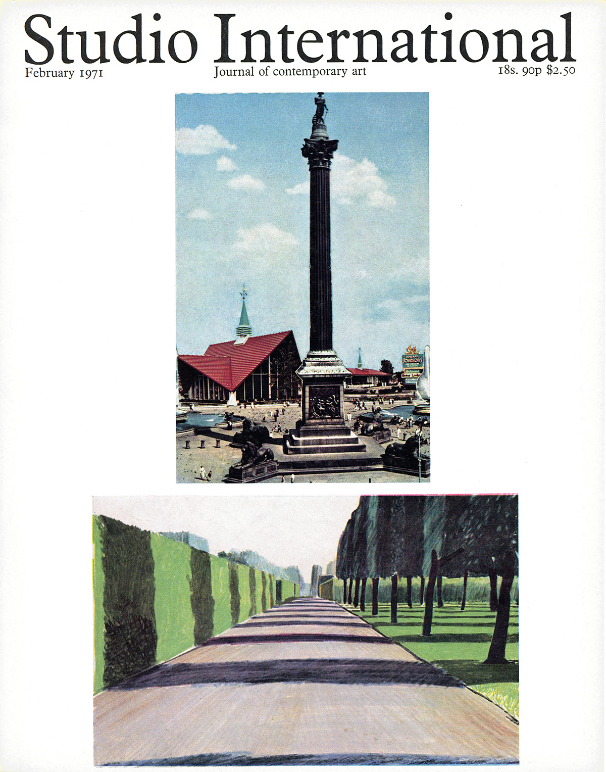 Studio International, Vol 181, No 930, February 1971.