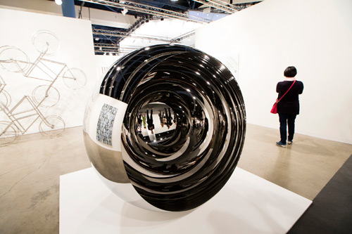 Lisson Gallery. Art Basel in Miami Beach 2013.