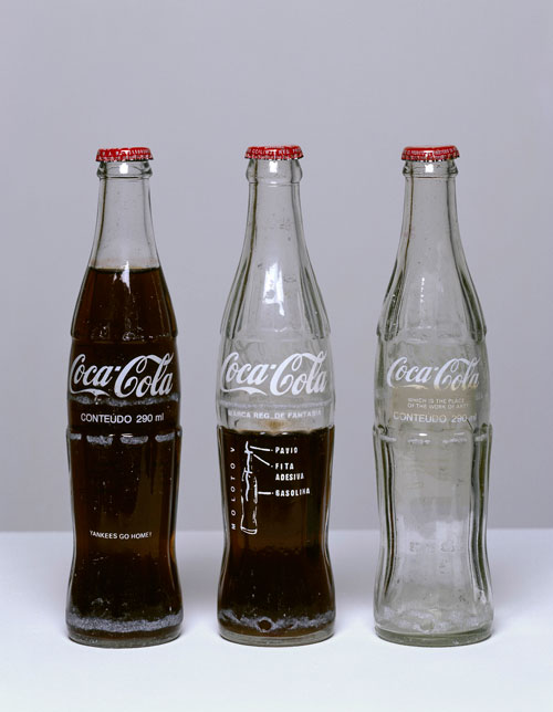 Cildo Meireles. 