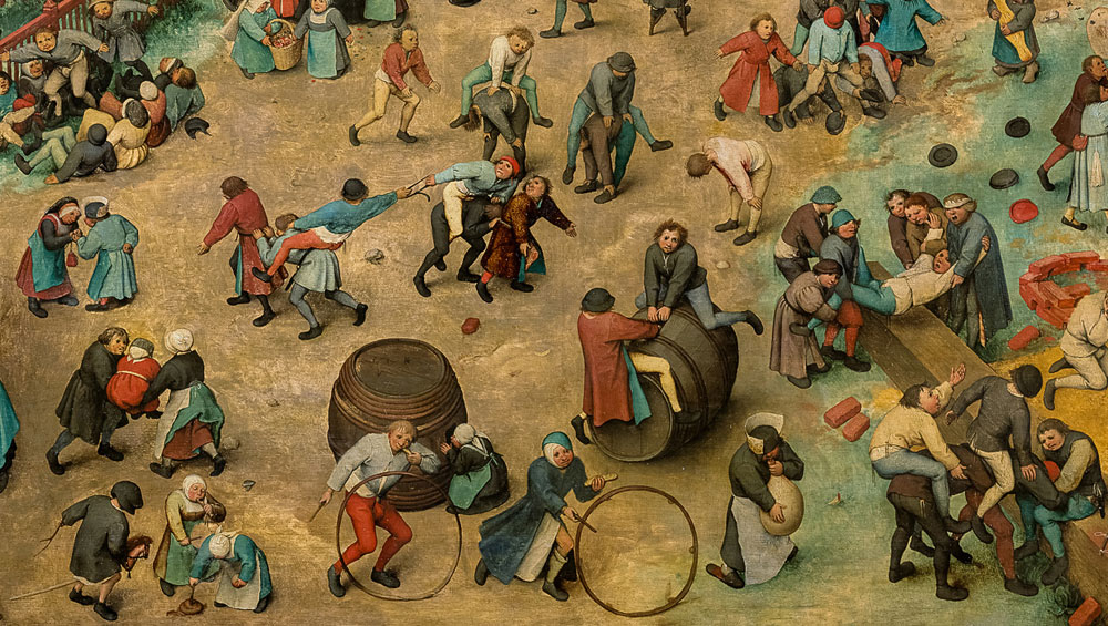 Marking 450 years since Pieter Bruegel the Elder's death, this staggering survey reunites a vast amount of work from the greatest Flemish painter of the 16th century