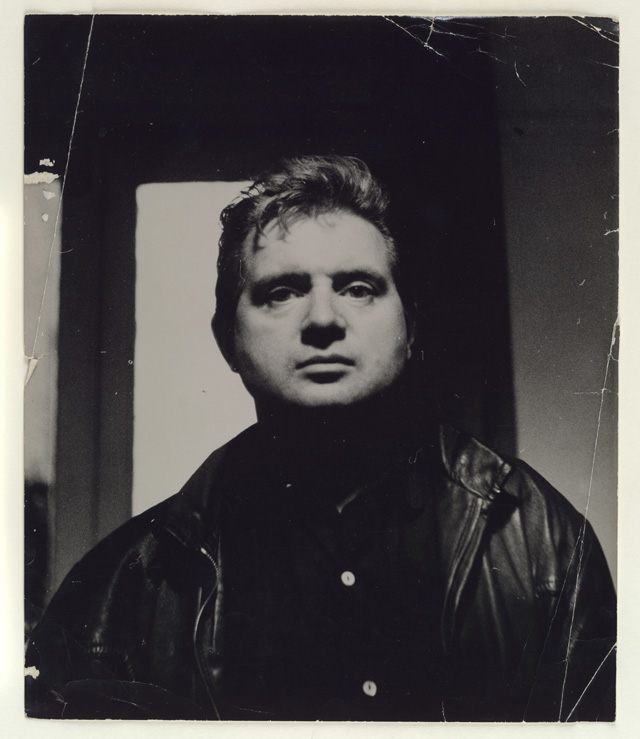 Portrait of Francis Bacon by John Deakin, c1962. Gelatin silver print, 64 x 51.5 cm. © The Estate of Francis Bacon. All rights reserved. DACS 2016. Photograph: John Deakin.