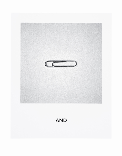 John Baldessari. <em>Goya Series: And</em>, 1997. Ink-jet and acrylic on canvas,