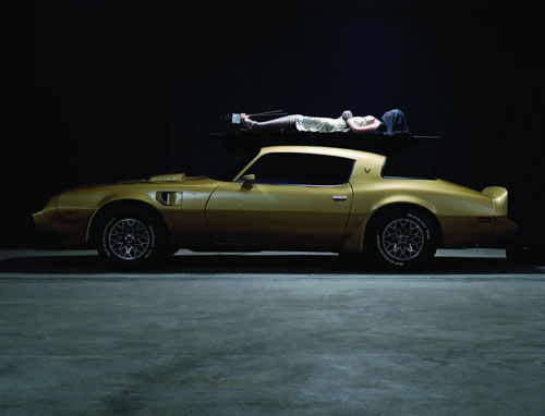 Matthew Barney and Jonathan Bepler. River of Fundament, 2014. Production still (4). Photograph: Hugo Glendinning. © Matthew Barney. Courtesy Gladstone Gallery, New York and Brussels.