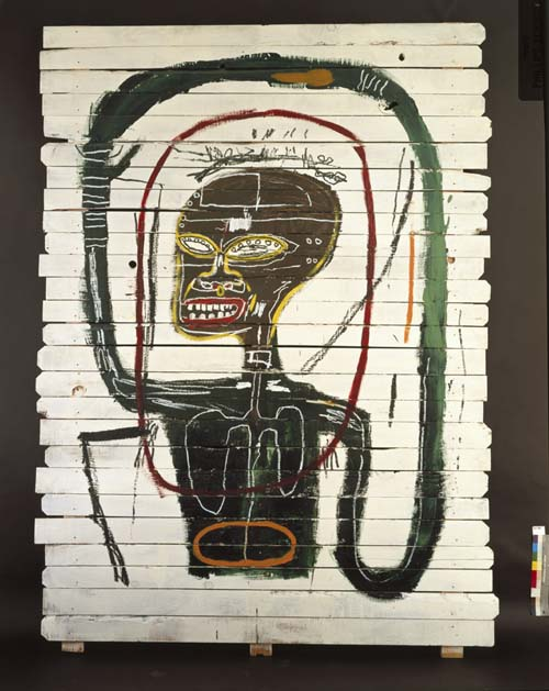Basquiat Brooklyn Museum New York Studio International