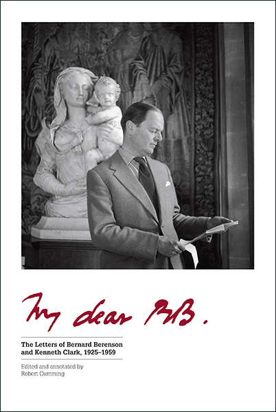 My Dear BB … The Letters of Bernard Berenson and Kenneth Clark, 1925-1959.