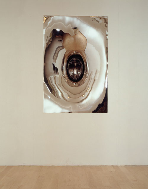 Anish Kapoor. Untitled, 1997-98. Arts Council Collection, Southbank Centre, London. Acquired with assistance from The Henry Moore Foundation. © the artist.