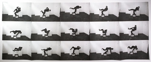 Bruce McLean. Pose Work for Plinths. © the artist. Courtesy of the artist and Tanya Leighton, Berlin.