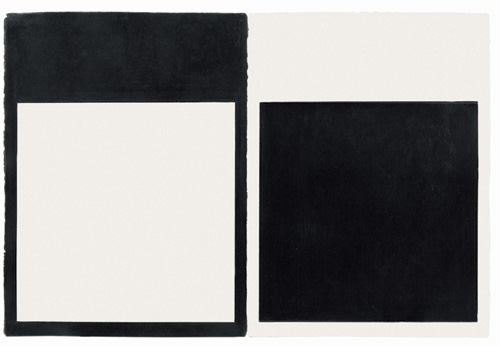 Brice Marden. <em>Inside Outside</em>, 1977; Private Collection; &copy; 2006 Brice Marden/Artists Rights Society (ARS), New York.