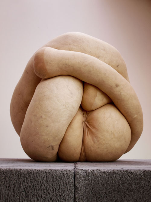 Sarah Lucas. <em>NUD (3)</em>, 2009. Copyright the artist, courtesy the artist and Sadie Coles.