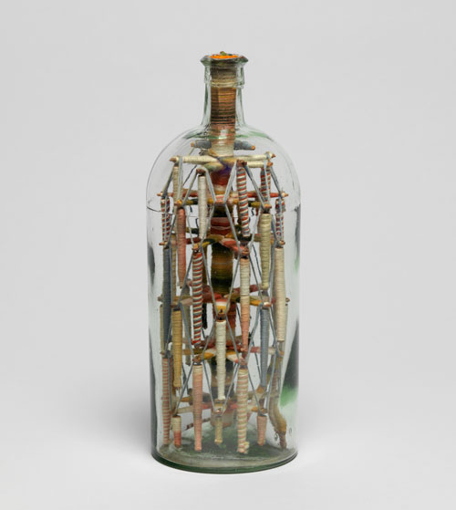Unknown. God in a Bottle (single). Beamish Museum (Durham, UK). Photograph: Marcus Leith & Andrew Dunkley/Tate Photography.