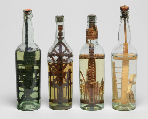 Unknown. God in a Bottle (group). Beamish Museum (Durham, UK). Photograph: Marcus Leith & Andrew Dunkley/Tate Photography.
