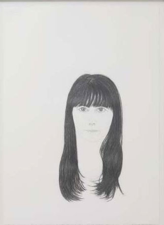 Michael Landy. Landy Family. Gillian Wearing, 2007. Pencil on paper, 70 x 50 cm. Collection of the artist.