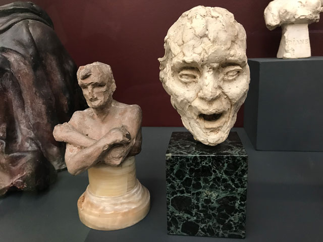 Camille Claudel. Installation view, Musée d'Orsay, Paris. Photograph: Martin Kennedy.