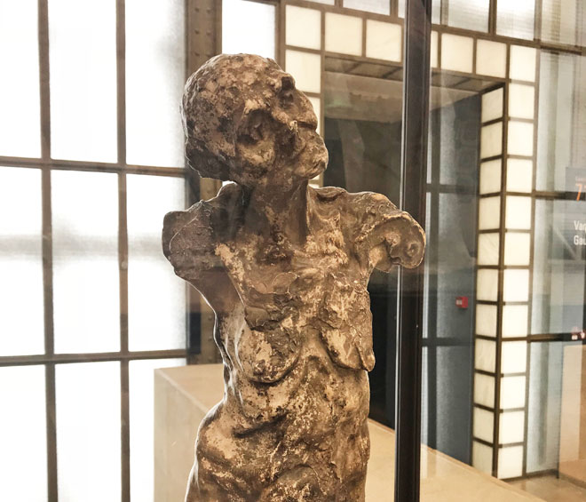 Her legacy has often been dwarfed by her biography – as Rodin's student and lover, who spent 30 years in a psychiatric institution. But with a new museum in her name, and 11 of her works saved for the French nation, Camille Claudel is coming out of the shadows