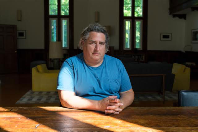 Gregory Crewdson. Photograph: Isabel Magowan. Courtesy Gagosian Gallery.