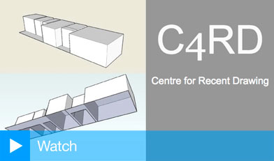C4RD, the Centre for Recent Drawing, founded by Andrew Hewish.