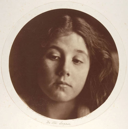 Julia Margaret Cameron. Kate Keown, 1866. Albumen silver print from glass negative. Gilman Collection, Purchase, Jennifer and Joseph Duke Gift, 2005. The Metropolitan Museum of Art.