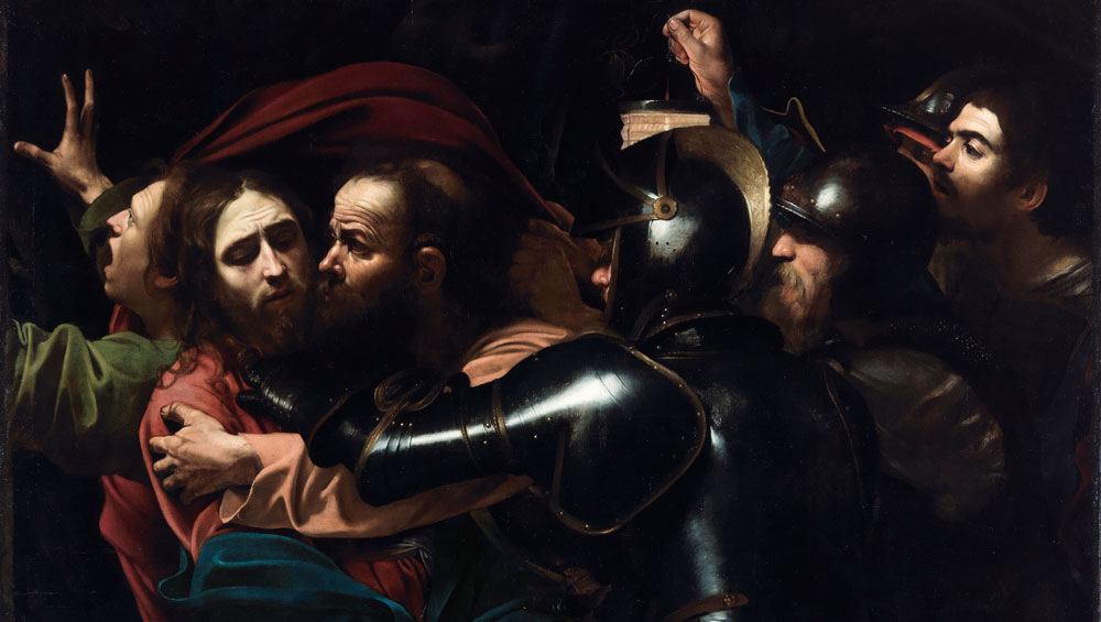 The shadowy and sensuous world of Caravaggio was too tempting for contemporaries to ignore. But as this exhibition demonstrates, his were large boots to fill