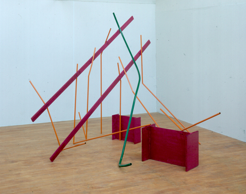 Anthony Caro. Month of May, 1963. Photograph: John Riddy. Image courtesy of Barford Sculptures Ltd.
