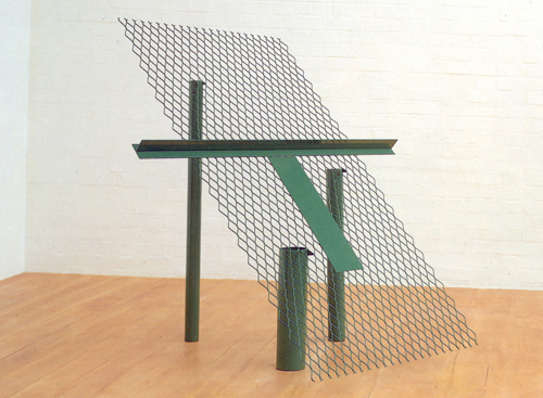 Anthony Caro. Paris Green, 1966. Photograph: John Riddy. Image courtesy of Barford Sculptures Ltd.
