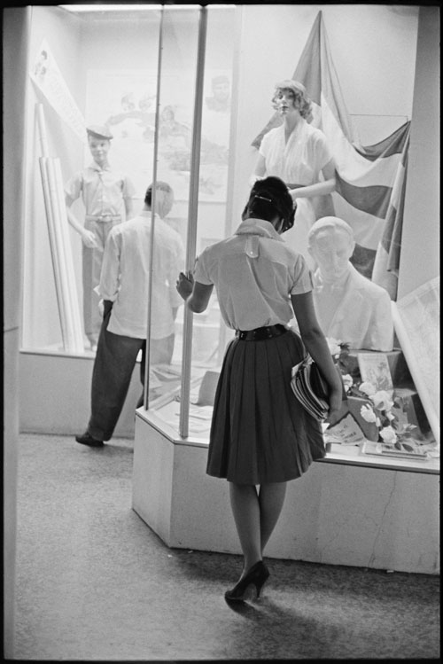 Henri Cartier-Bresson. Camagüey, Cuba, 1963. Collection Fondation Henri Cartier-Bresson, Paris. © Henri Cartier-Bresson / Magnum Photos, courtesy Fondation Henri Cartier-Bresson.