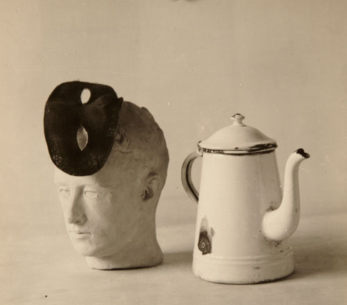 Giuseppe Cavalli. <em>Composition</em>, undated. Gelatin silver print, 20.2 x 17.2 cm. Prelz Oltramonti Collection, London.