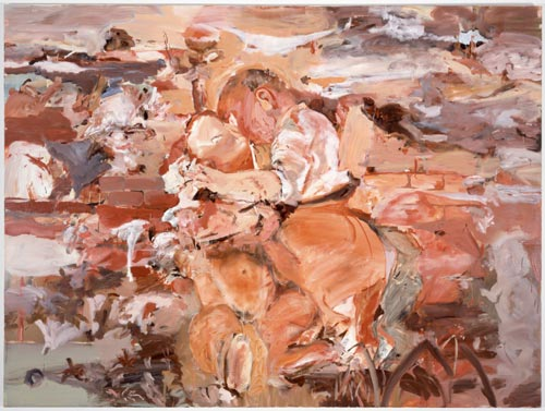 Cecily Brown Paintings Studio International