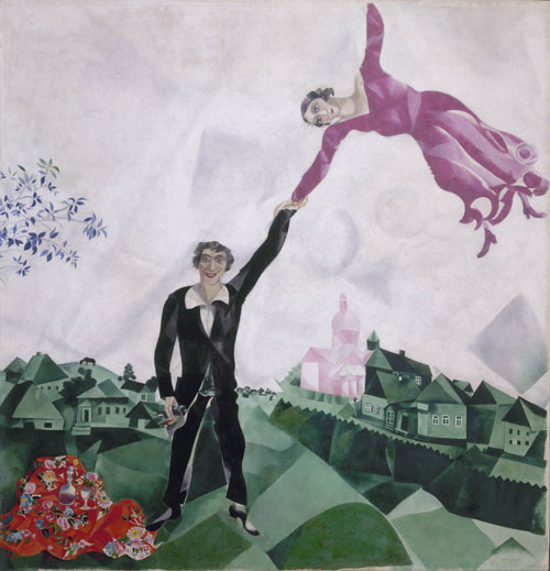 Marc Chagall.