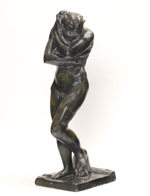 Auguste Rodin. Eve, 1881. Private Collection. Photograph: Marcus Leith & Andrew Dunkley/Tate Photography.