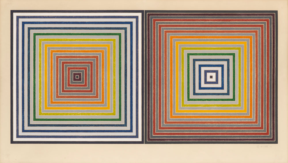 This group exhibition, including work by Josef Albers, David Annesley, Anthony Caro and Hélio Oiticica, provides an interesting, if limited, survey of 1960s abstract art and its legacies, and suggests a few intriguing connections