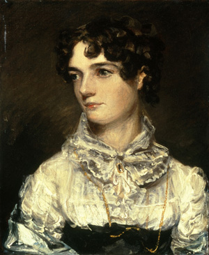 John Constable. <em>Maria Bicknell</em>, 1816. Copyright: Tate, London 2009